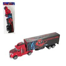 Caminhão Spiderman 30 Cm Homem Aranha - 139817 - Etilux
