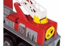 Caminhão Super Bombeiro C/ Capacete 5056c Som E Luzes - Mga