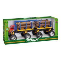 Caminhão Thuck Tora Bitrem usual -