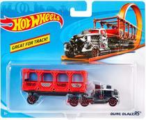 Caminhão Velocidade na Pista Hot Wheels Sortido - Mattel BFM60 -