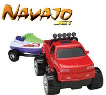 Caminhonete Navajo Jet - Silmar brinquedos