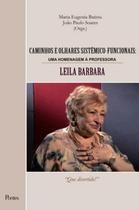 Caminhos e olhares sistemico-funcionais - uma homenagem a professora leila barbara - Pontes editores -