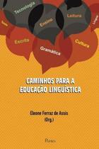 Caminhos para a educacao linguistica - Pontes editores -