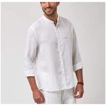 Camisa Aramis Slim Linho Gola Padre ML.24.0453 -