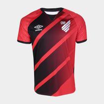 Camisa Athletico Paranaense I 20/21 s/n Jogador Umbro Masculina -