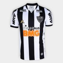 Camisa Atlético Mineiro I 19/20 s/nº Torcedor Le Coq Masculina -