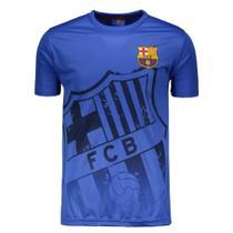 Camisa Barcelona original edição especial azul licenciado - Spr