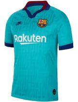 Camisa Barcelona Uni Lll 2020 - Oficial -