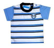 Camisa Bebê Listras Grêmio Oficial - Revedor