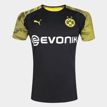 Camisa Borussia Dortmund 19/20 Treino Puma -