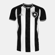 Camisa Botafogo I 19/20 s/nº Torcedor Kappa Masculina -