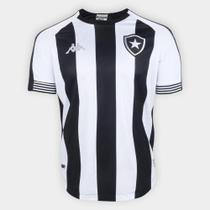 Camisa Botafogo I 20/21 s/n Torcedor Kappa Masculina -