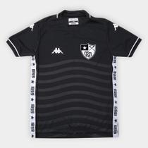 Camisa Botafogo Juvenil II 19/20 s/nº Torcedor Kappa -