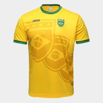 Camisa Brasil 1994 n 11 Lotto Masculina -