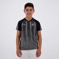 Camisa Braziline Motion Infantil Botafogo - Mesclada -
