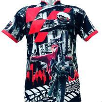Camisa/Camiseta Atividade 1000 / Mil Graus - Moto Grau - Jotaz