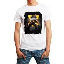 Camisa Camiseta Call Of Duty Black Ops 4 Personalizada - Vetor camisaria