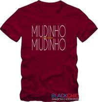Camisa Camiseta de Samba Sambista Miudinho - Blackchic