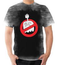 Camisa Camiseta Fantasma Halloween Apenas Um Show - Dias No Estilo