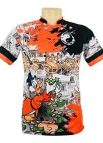 Camisa/Camiseta Pousadão - Irmãos Metralha Laranja - Jotaz