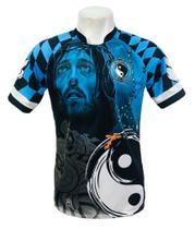 Camisa/Camiseta Quadriculado Celeste - Jotaz