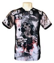 Camisa/Camiseta Truco Marreco - Barulho Ases Rei Caveira - Jotaz