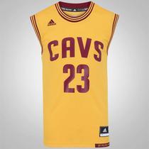 Camisa cavaliers Regata cavs oficial nba masculina adidas -