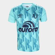 Camisa Chapecoense III 19/20 s/n - Jogador Umbro Masculina -