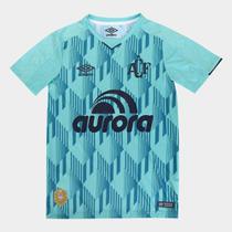 Camisa Chapecoense Infantil III 19/20 s/n - Torcedor Umbro -