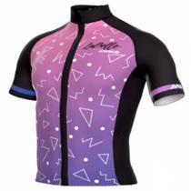 Camisa ciclismo feminina tour oggi labelle -