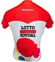 Camisa Ciclismo MTB Lotto Soudal - Pro tour