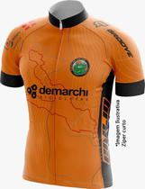 Camisa ciclismo pedal jacare 2020 - Demarchi