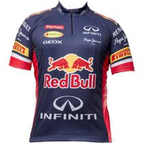 Camisa ciclismo scape red bull