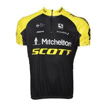 Camisa ciclismo Scott 2018 Be Fast -