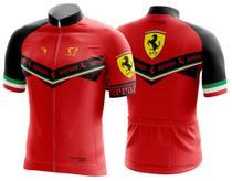 Camisa Ciclismo Sódbike S1 - Ferrari -