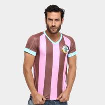 Camisa Corinthian-Casuals Réplica Masculina - Natural Sports