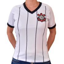 Camisa Corinthians Listrada Feminina Edição Fenomenal Oficial - Spr
