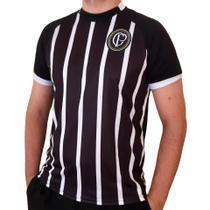 Camisa Corinthians Vintage Listrada Cp Oficial - SPR