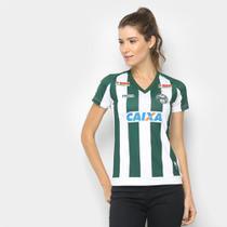 Camisa Coritiba II 2018 s/n C/Patrocínio - Jogador 1909 Feminina -
