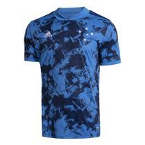 Camisa Cruzeiro 2020/2021 Jogo III Masculina FU1098 -