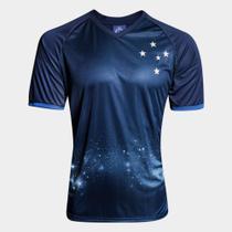 Camisa Cruzeiro Constelação n 10 - Edição Limitada Masculina - Braziline