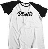 Camisa Curso Profissão Direito Fac 011 - Dunose Estamparia