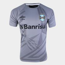 Camisa de Goleiro Grêmio 20/21 n 1 Torcedor Umbro Masculina -