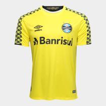 Camisa de Goleiro Grêmio 2019 - P - Dass