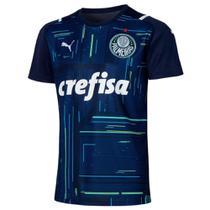 Camisa de Goleiro Palmeiras I 21/22 s/n Torcedor Puma Masculina -