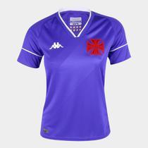 Camisa de Goleiro Vasco II 20/21 s/n Torcedor Kappa Feminina -