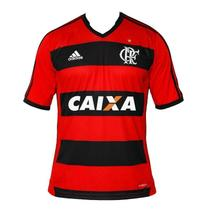 Camisa Do Flamengo adidas Rubro Negra Original