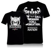 Camisa Dry Fit Darkness - Integralmédica - Edição Limitada -