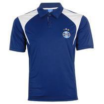 Camisa Dry Polo Masculina do Grêmio Torcedor -