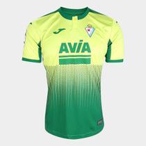 Camisa Eibar Away 19/20 s/nº Torcedor Joma Masculina -